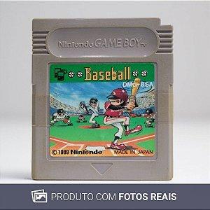 Jogo Nintendo Baseball - GBC