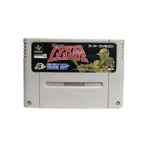 Jogo Super Power League - Super Famicom