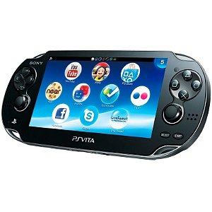 Console PlayStation Vita PCH-1001 - Sony