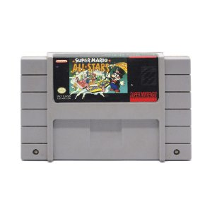 Jogo Super Mario All-Stars - SNES