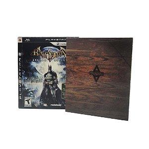 Jogo Batman: Arkham Asylum (Edição Especial) - PS3