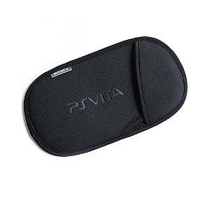 Case Sony Preta - PS Vita
