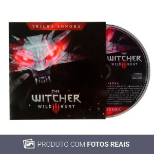 Trilha Sonora The Witcher Wild Hunt