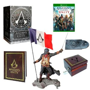 Jogo Assassin's Creed: Unity (Collector's Edition) - Xbox One