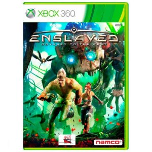 Jogo Enslaved: Odyssey To the West - Xbox 360