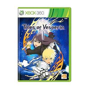 Jogo Tales Of Vesperia - Xbox 360