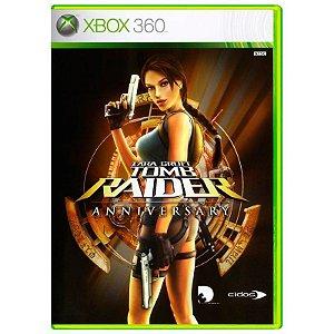Jogo Lara Croft Tomb Raider: Anniversary - Xbox 360