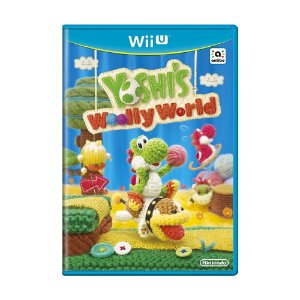 Jogo Yoshi's Woolly World - Wii U