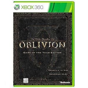 Jogo The Elder Scrolls IV: Oblivion - Xbox 360