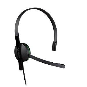 Headset Microsoft Básico com fio - Xbox One