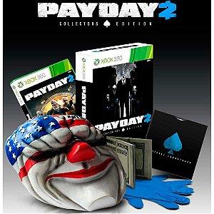 Jogo Payday 2 Collectors Edition - Xbox 360