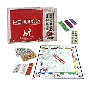 Jogo de Tabuleiro Monopoly (Edição Especial 80 Anos) - Hasbro