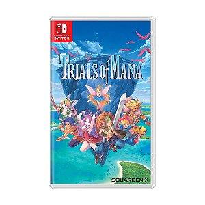 Jogo Trials of Mana - Switch