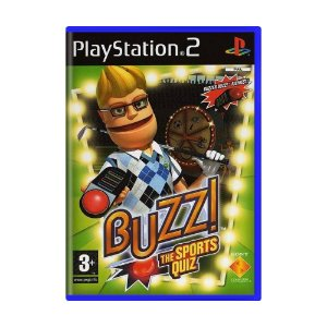 Jogo Buzz! The Sports Quiz - PS2 (Europeu)