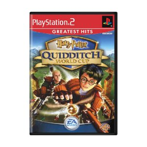 Jogo Harry Potter: Quidditch World Cup - PS2