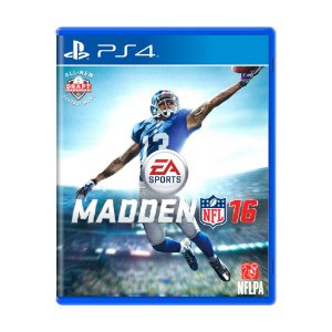 Jogo Madden NFL 16 - PS4