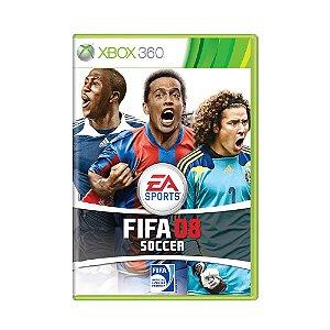 Jogo Fifa Soccer 08 - Xbox 360