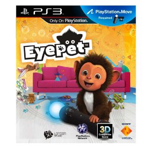 Jogo Eye Pet (Capa Dura) - PS3