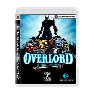Jogo Overlord II - PS3