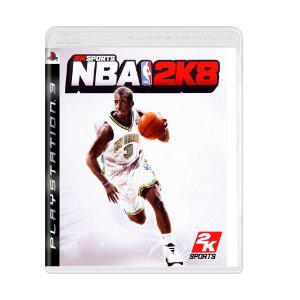 Jogo NBA 2K8 - PS3