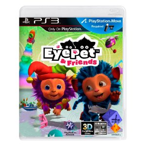 Jogo Eye Pet & Friends - PS3