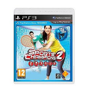 Jogo Sports Champions 2 - PS3 [Europeu]