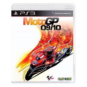 Jogo MotoGP 09/10 - PS3