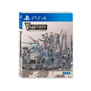 Jogo Valkyria Chronicles Remastered (Steel Case) - PS4