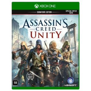 Jogo Assassin's Creed Unity (Signature Edition) - Xbox One