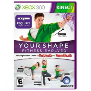 Jogo Your Shape: Fitness Evolved - Xbox 360