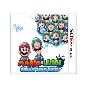 Jogo Mario & Luigi: Dream Team - 3DS