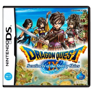 Jogo Dragon Quest IX: Sentinels of the Starry Skies - DS