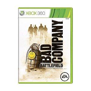 Jogo Battlefield: Bad Company - Xbox 360