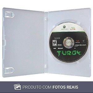 Jogo Turok - Xbox 360 (Sem Capa)