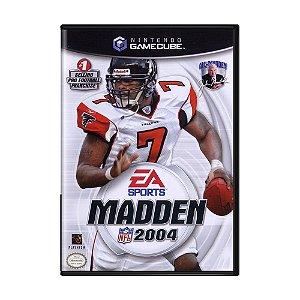 Jogo Madden NFL 2004 - GC