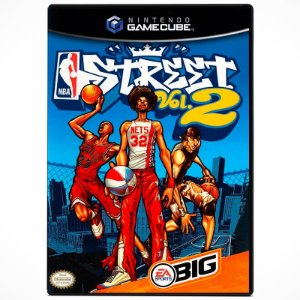 Jogo NBA Street Vol. 2 - GC - GameCube