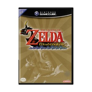 Jogo The Legend of Zelda: The Wind Waker - GameCube