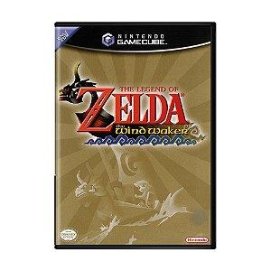 Jogo The Legend of Zelda: The Wind Waker - GC - GameCube