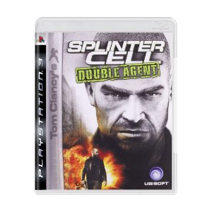 Jogo Tom Clancy's Splinter Cell: Double Agent - PS3