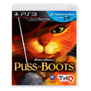 Jogo Puss in Boots - PS3