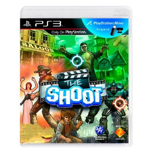 Jogo The Shoot - PS3