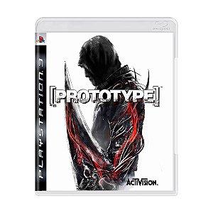 Jogo Prototype - PS3
