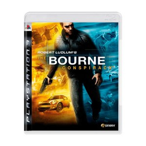 Jogo Robert Ludlum's The Bourne Conspiracy - PS3