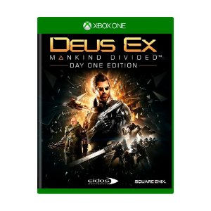 Jogo Deus Ex: Mankind Divided - Xbox One