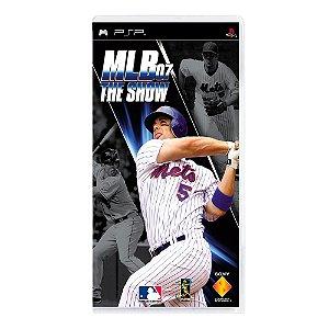 Jogo MLB 07: The Show - PSP