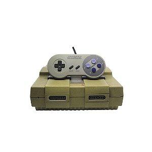 Console Super Nintendo - SNES