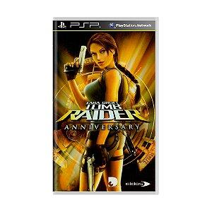 Jogo Tomb Raider: Anniversary - PSP
