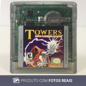 Jogo Towers: Lord Baniff's Deceit - GBC