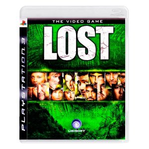 Jogo Lost: The Video Game - PS3
