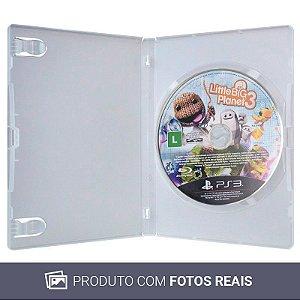 Jogo LittleBigPlanet 3 - PS3 (Sem Capa)